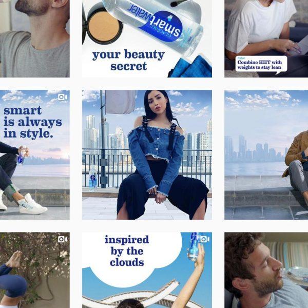 Coca-Cola - SmartWater Publicty