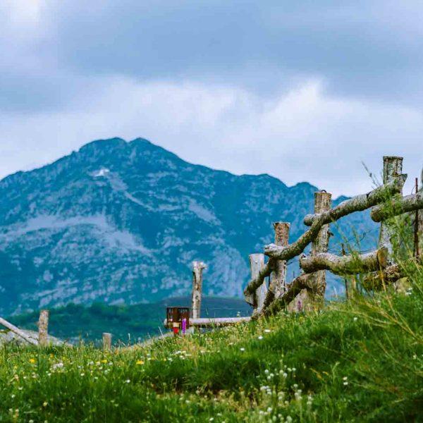 Spain Asturias - Mountains