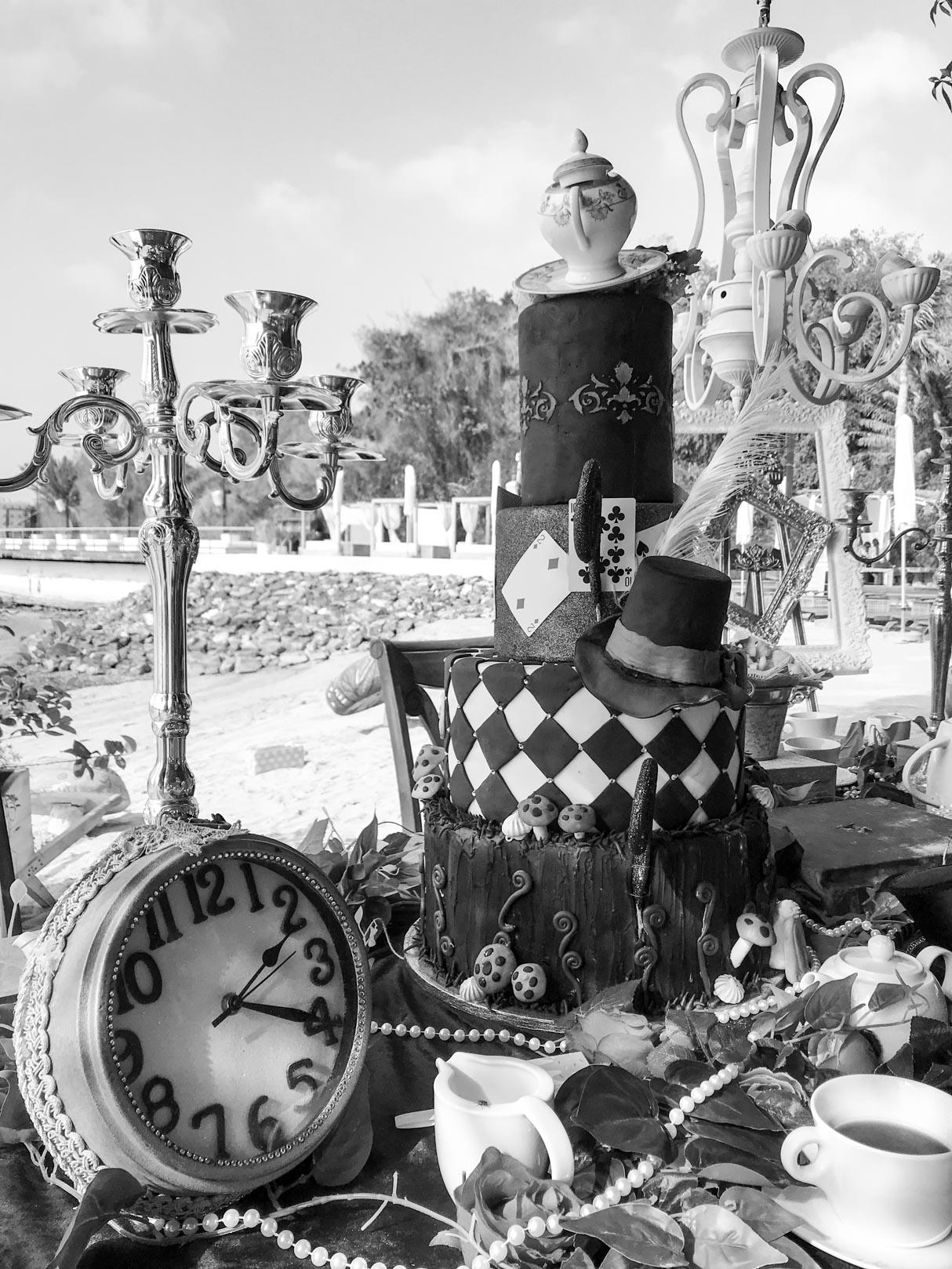 Alice in wonderland - Blue Marline Ibiza Behind the scene00001