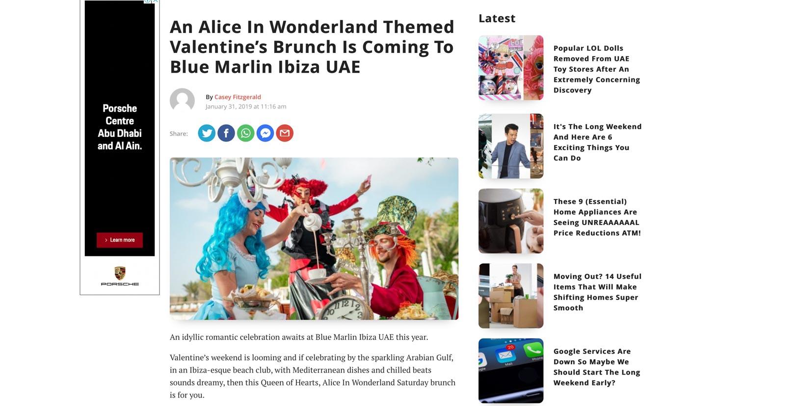 Alice in wonderland - Blue Marline Ibiza Publicity00001