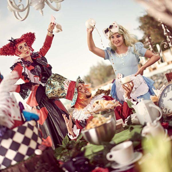 Blue Marlin Ibiza UAE - Alice in Wonderland
