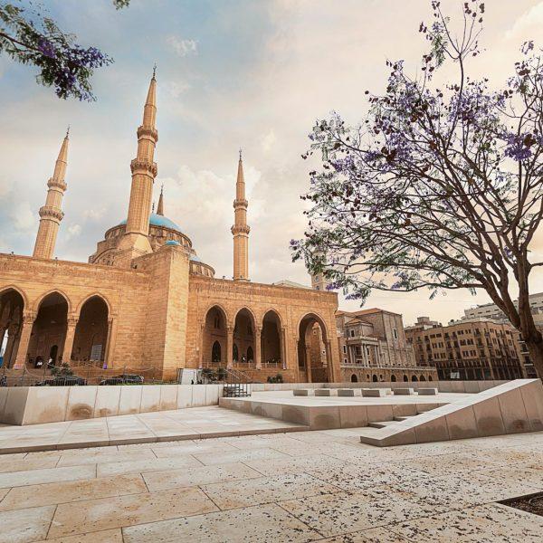 Lebanon, Beirut - Mosque