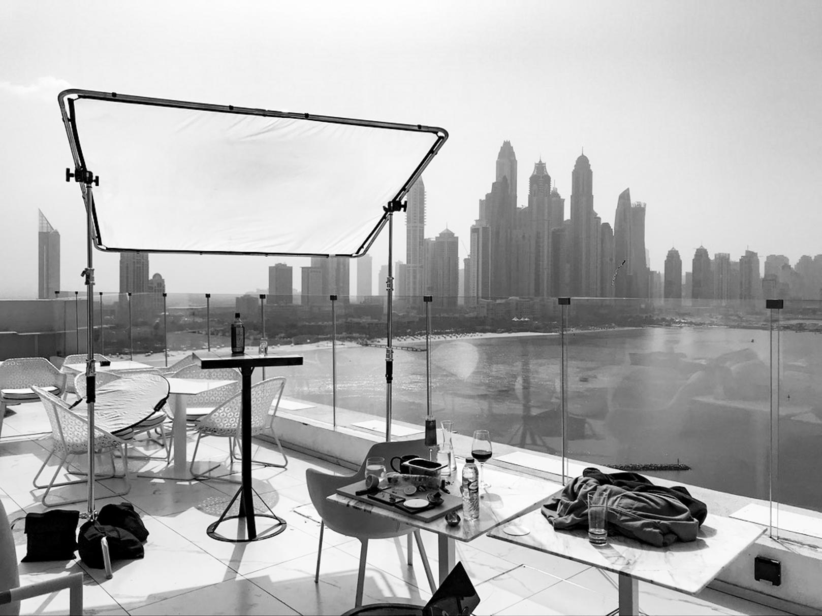 The penthouse - Five Hotels Dubai Behind the Scene00001
