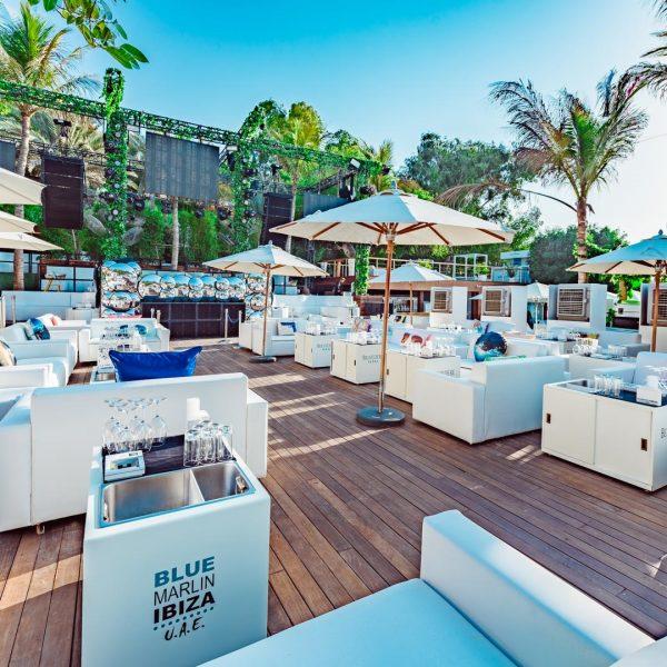 Blue marlin Ibiza UAE exterior and interior