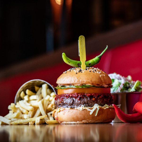 Burger and Lobster Dubai
