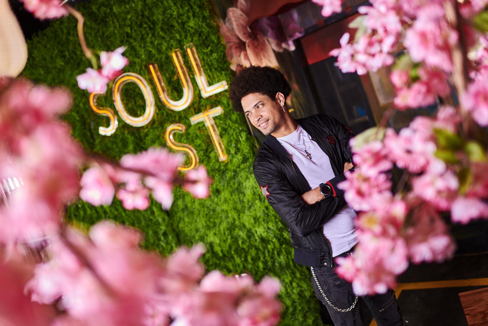 Five Hotels and Resorts JVC - Soul Street Restaurant