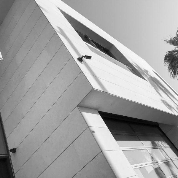 Architecture of luxury villa on Palm Jumeirah Behind the scene00003