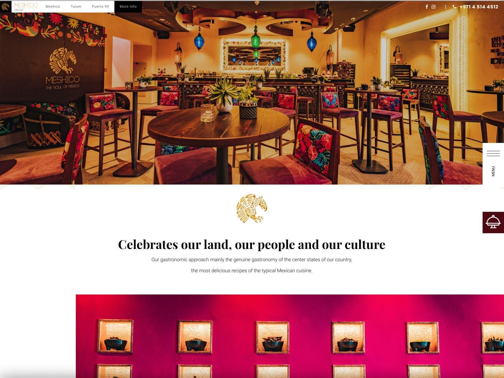 Meshico Dubai Publicity