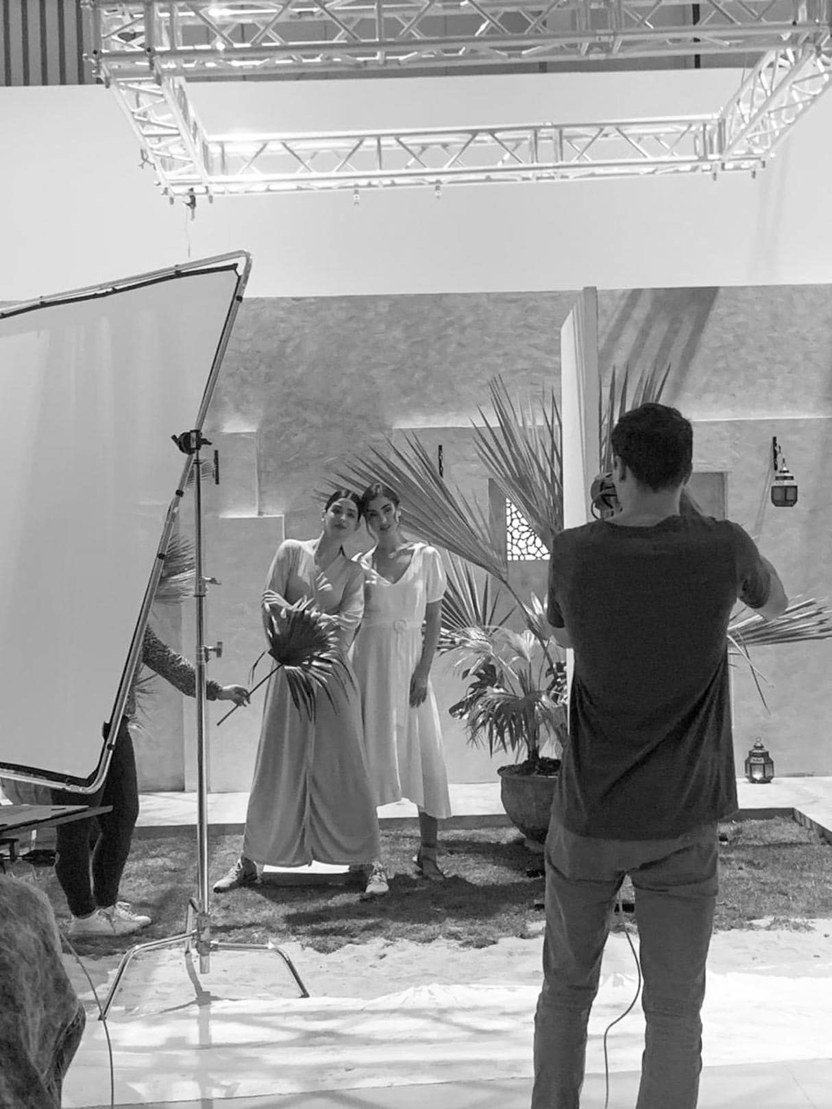 Behind the Scene - Swarovski Middle East - Always On Me