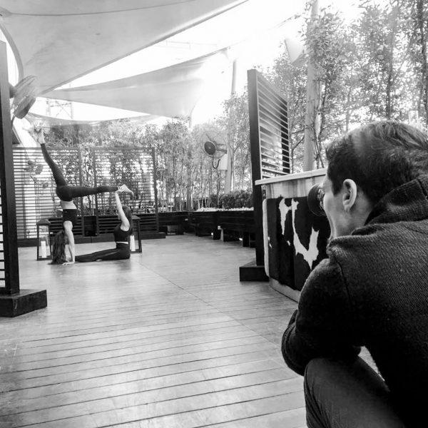 Yoga Retreat - Gaucho Dubai Behind the Scene