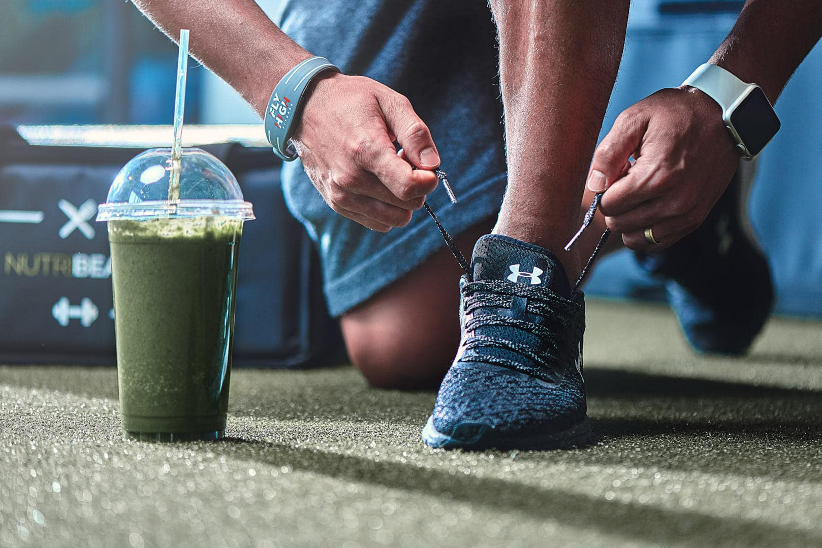 Nutri Beast - Fitness Lifestyle Photography